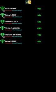 كشف كلمة سر الواي فاي Simulator wifidetector APK