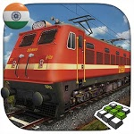 Cover Image of Indian Train Simulator 3.4.8.1 APK