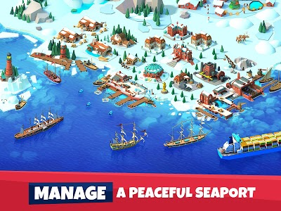 Seaport - Explore, Collect & Trade 1.0.58 APK