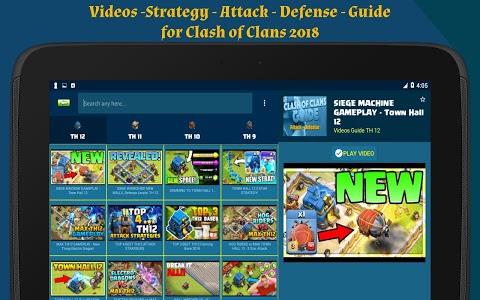 Toolkit for Clash of Clans 2018 1.4 APK