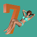 7 minute abs workout - Daily Ab Workout