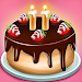 Download Cake Shop Cafe Pastries & Waffles cooking Game APK