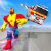 Download Grand Firefighter Truck Robot Hero: Rescue Games APK