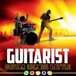 Cover Image of Download Guitarist : guitar hero battle - Guitar chords APK