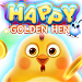 Happy Golden Hen