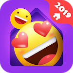 Download IN Launcher - Love Emojis & GIFs, Themes APK
