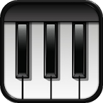 Cover Image of Download Real Piano and Keyboard APK