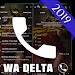 Download WA Transparan Delta mod APK