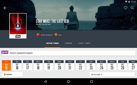 Download Fandango Movies - Times + Tickets APK