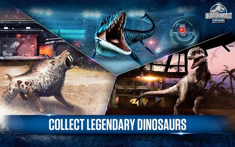 Download Jurassic World™: The Game APK