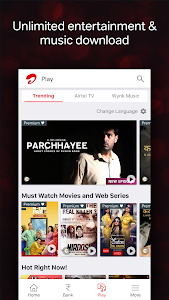 Download Airtel Thanks - Recharge, Bill Pay, Bank, Live TV APK