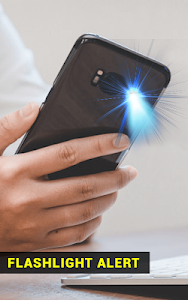Download Flash On Call and Sms : Flash Alerts On Call APK