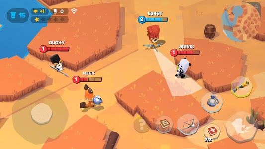 Download Zooba: Free-for-all Zoo Combat Battle Royale Games APK